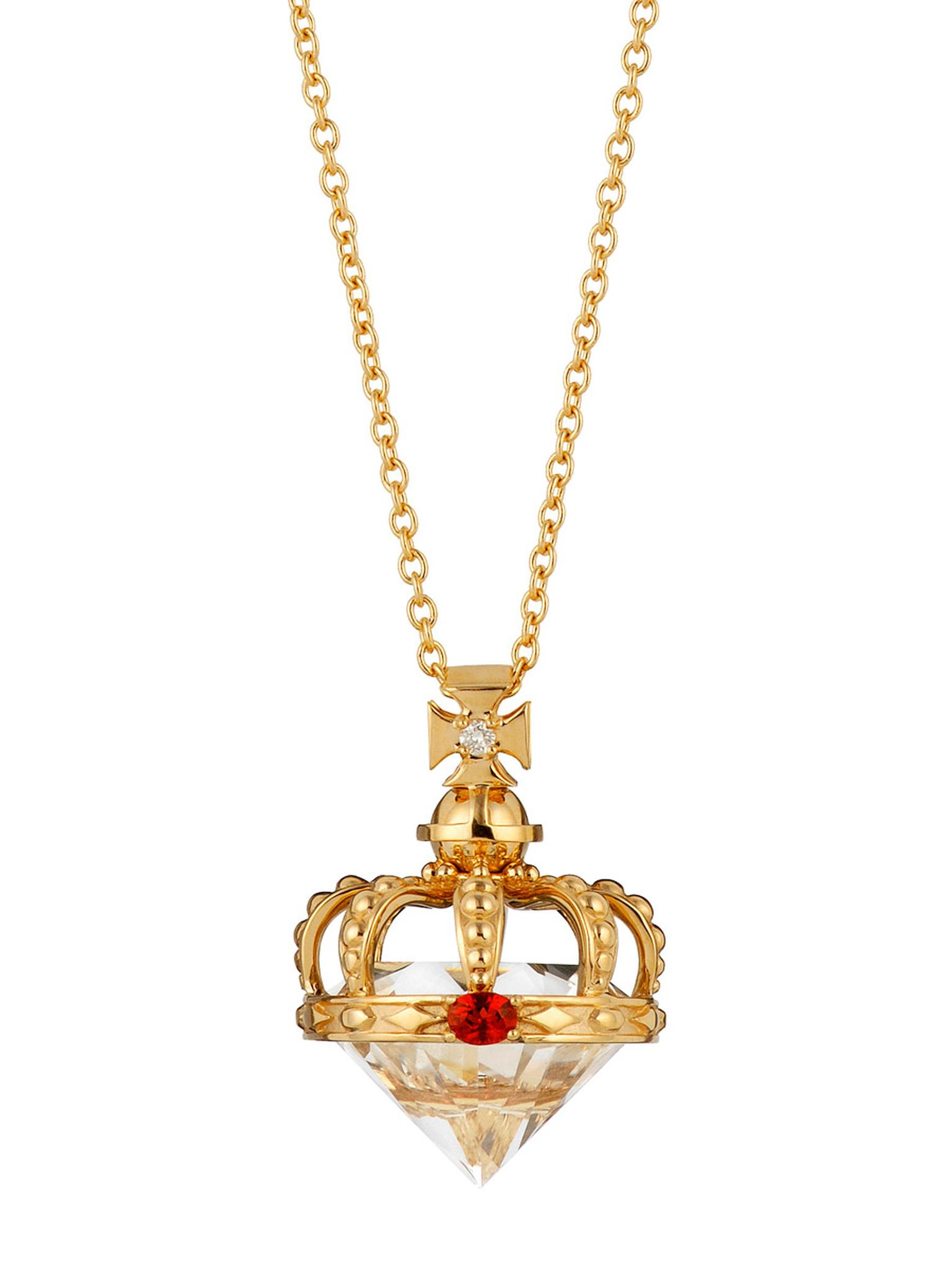 Stephen-Webster-Garrards-January-Jubilee-Pendant---Garnet