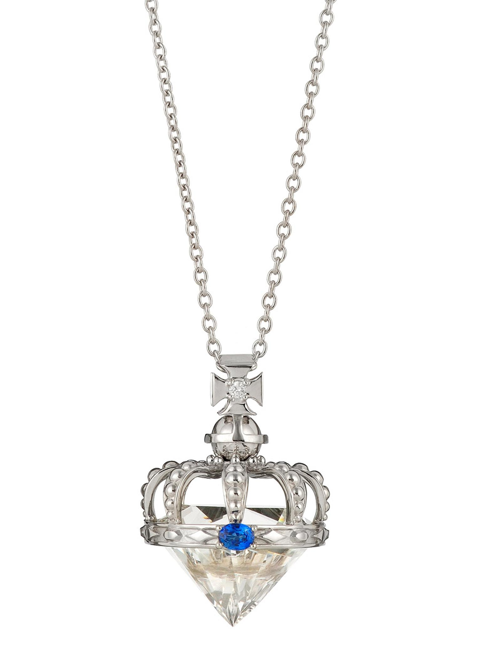 Stephen-Webster-Garrards-September-Jubilee-Pendant---Sapphire