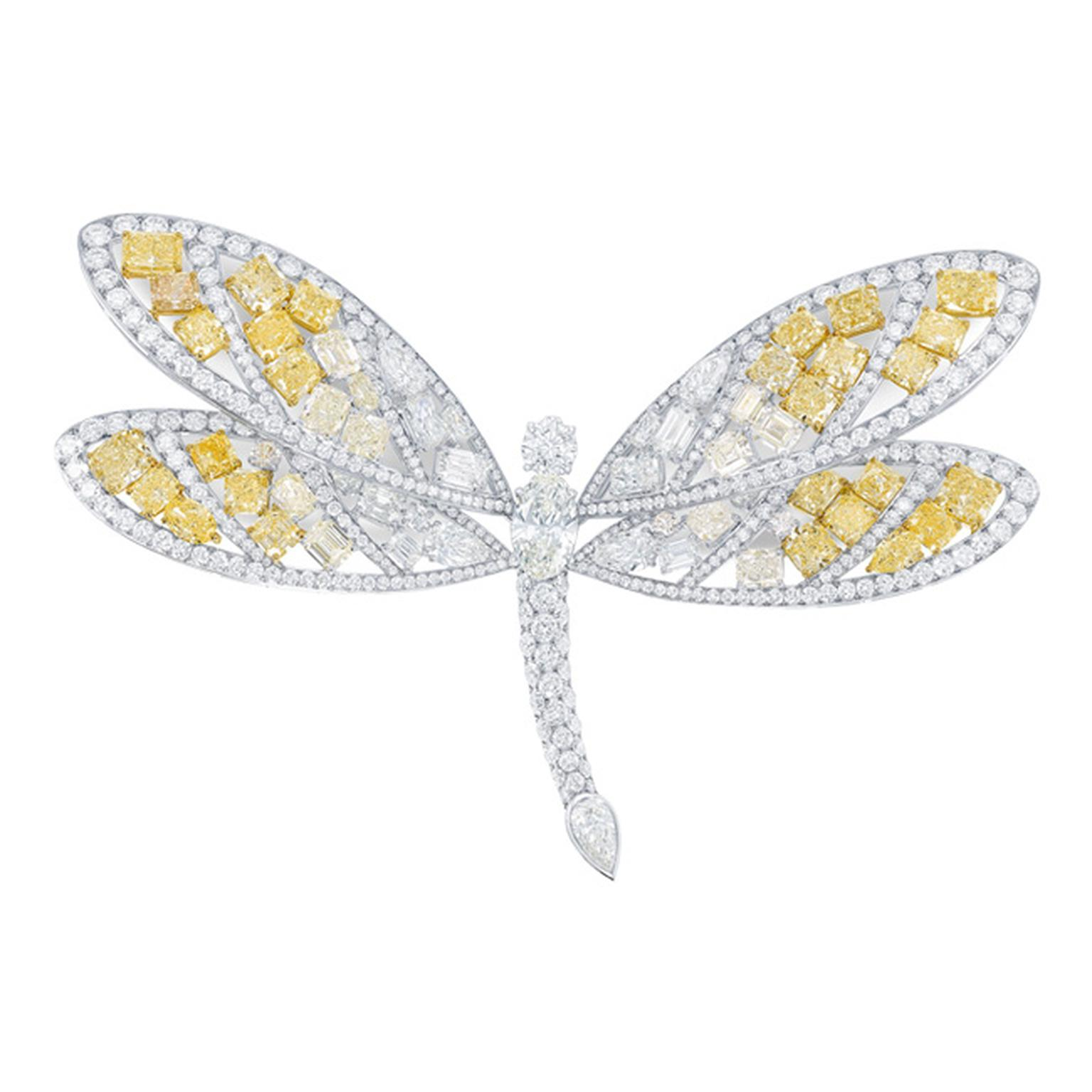 Graff diamond butterfly hair jewel and brooch_20131107_Main