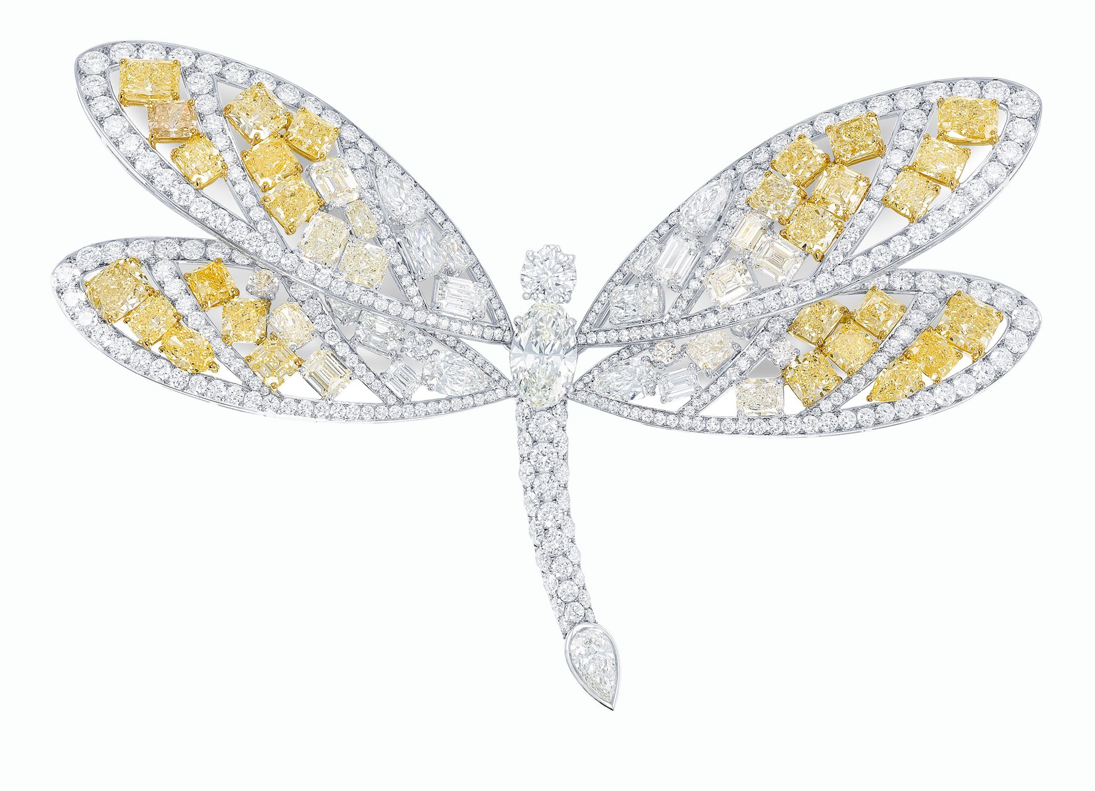 Graff diamond butterfly hair jewel and brooch_20131107_Zoom