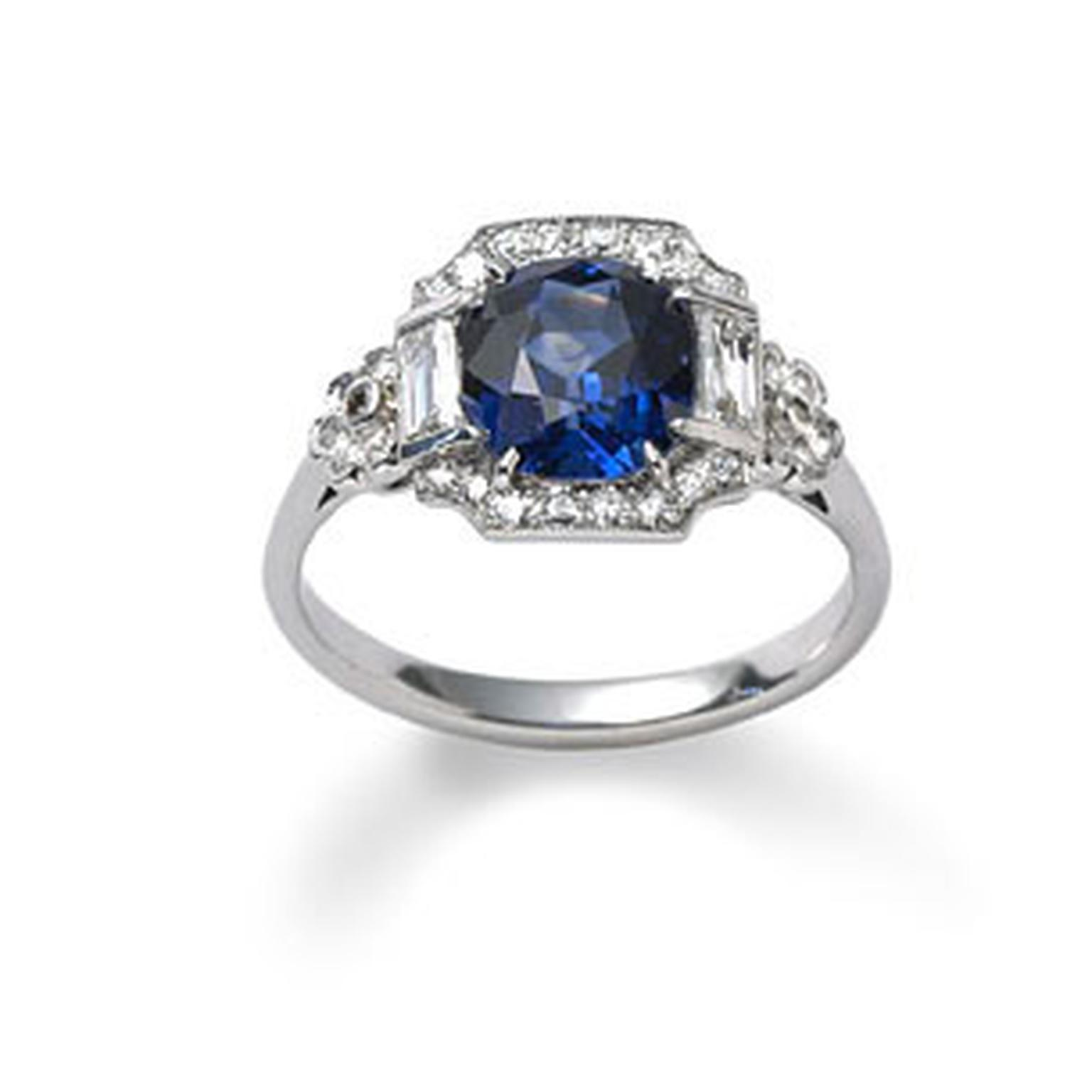 Burlington-Arcade-An-Art-Deco-sapphire-and-diamond-ring-of-exceptional-craftsmanship-set-in-platinum