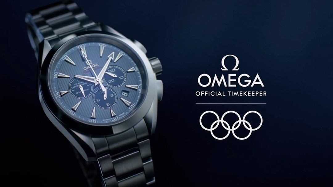 Omega-Official-Timekeeper