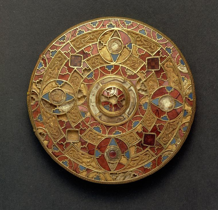 Goldsmiths-Kingston-Brooch