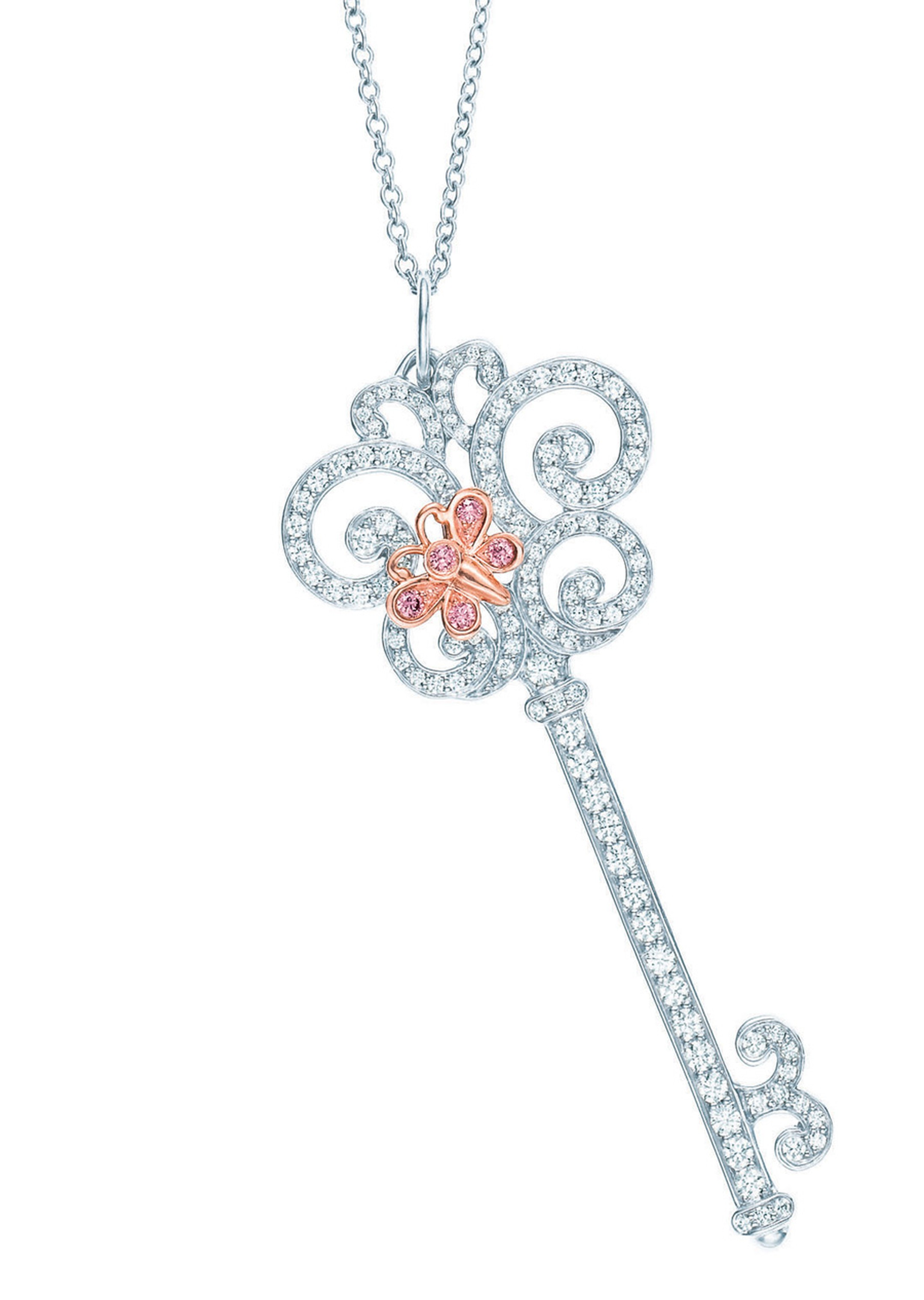 Tiffany-Enchant-key-in-platinum-and-18-karat-rose-gold