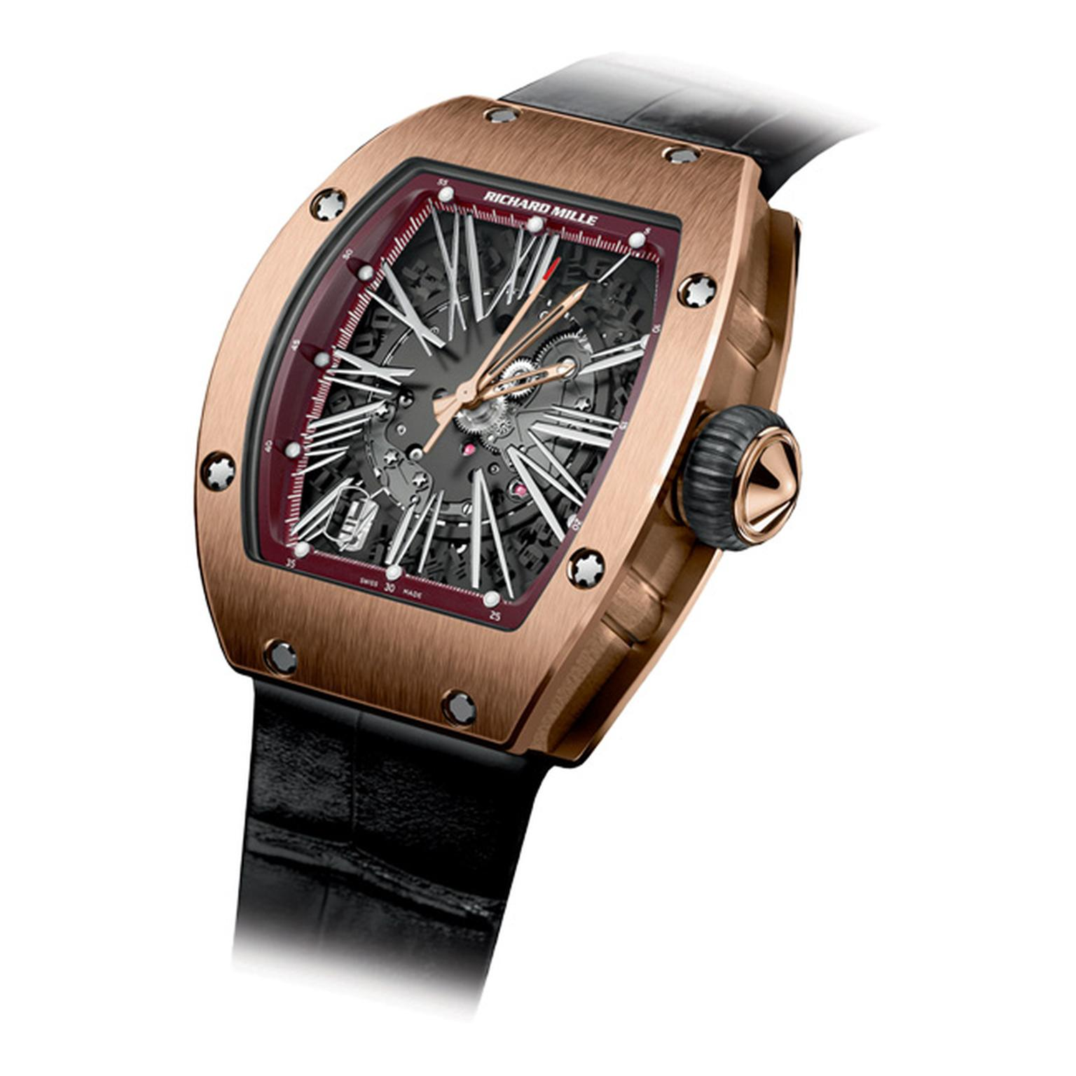 Richard Mille RM 023 in red gold_20131127_Main