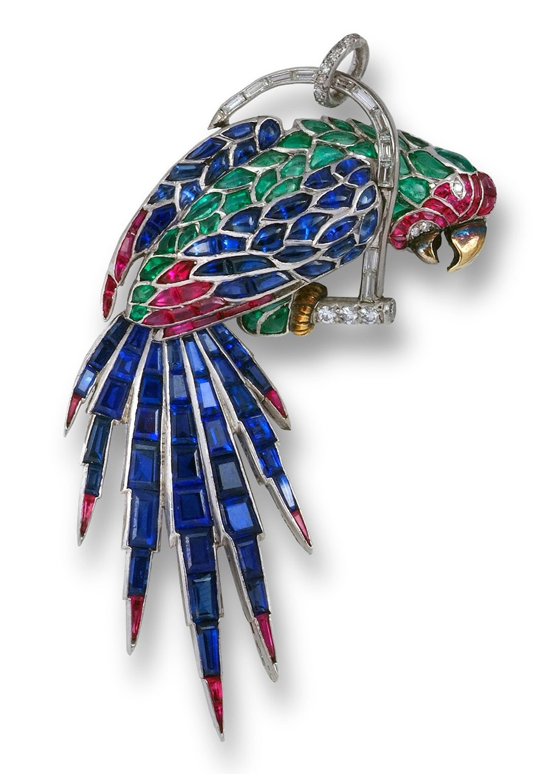 Masterpiece-Symbolic and Chase_ParrotBrooch.jpg