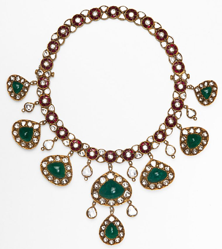 Amrapali-Emerald-Diamond-and-Ruby-necklace
