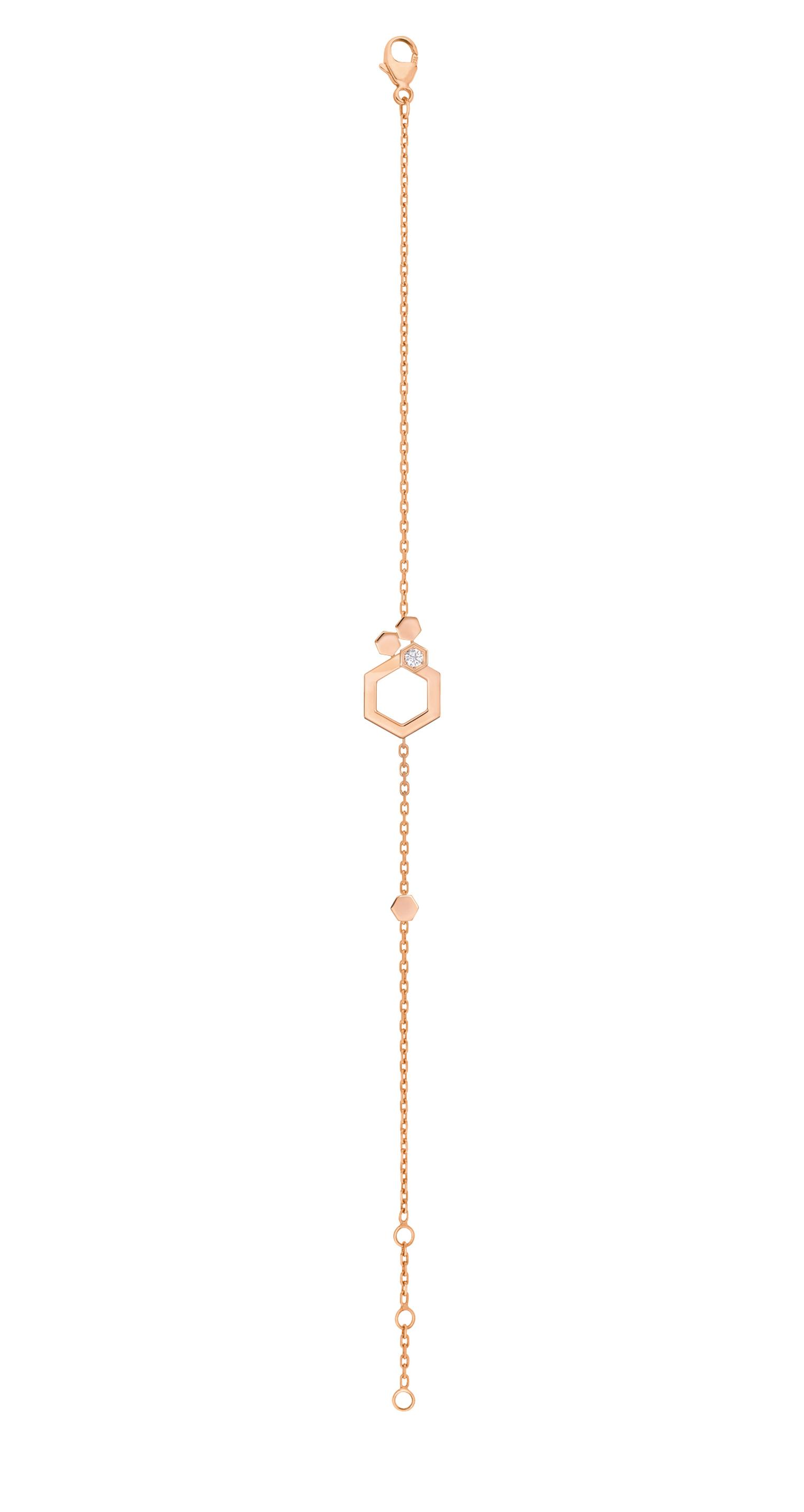 Chaumet Bee My Love bracelet in pink gold with diamonds_20131129_Zoom