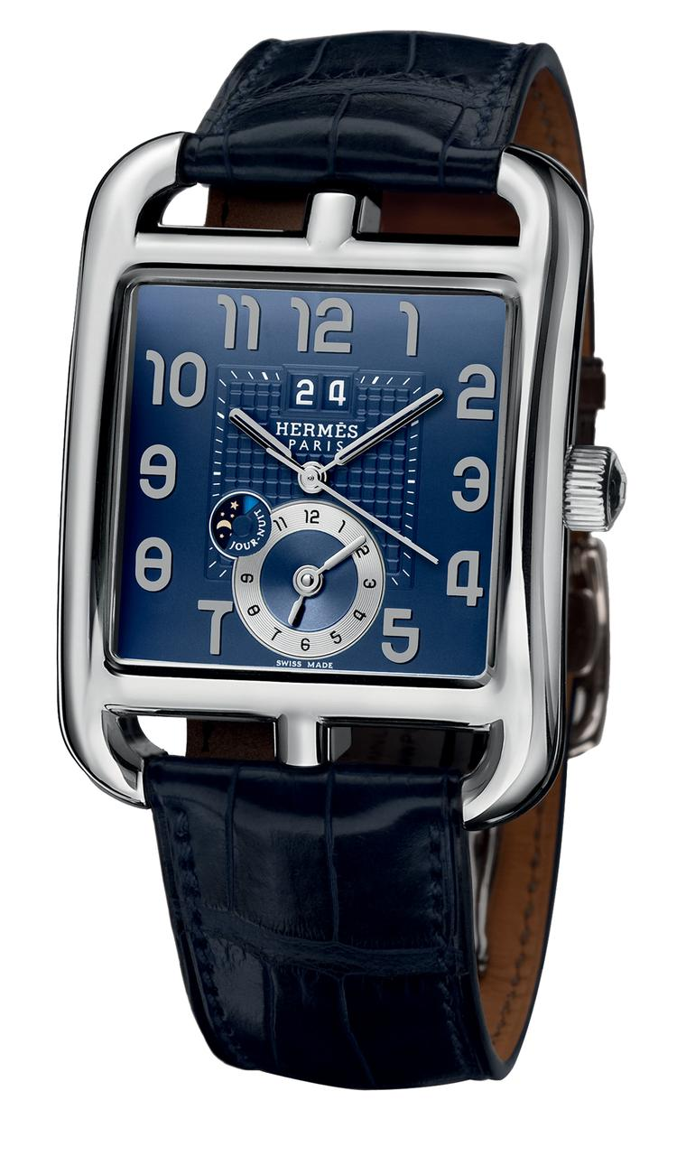 Hermes Cape Cod GMT in steel_20131205_Zoom
