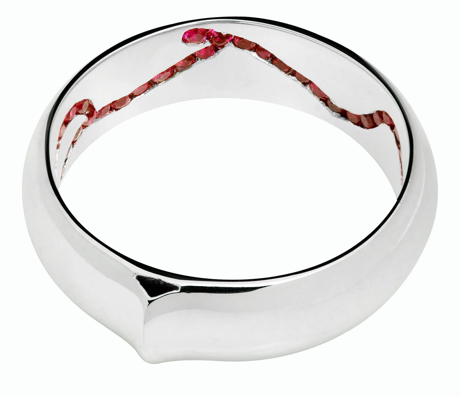 Jasmine Alexander Bloodlines wedding band in white gold with rubies_20131212_Zoom