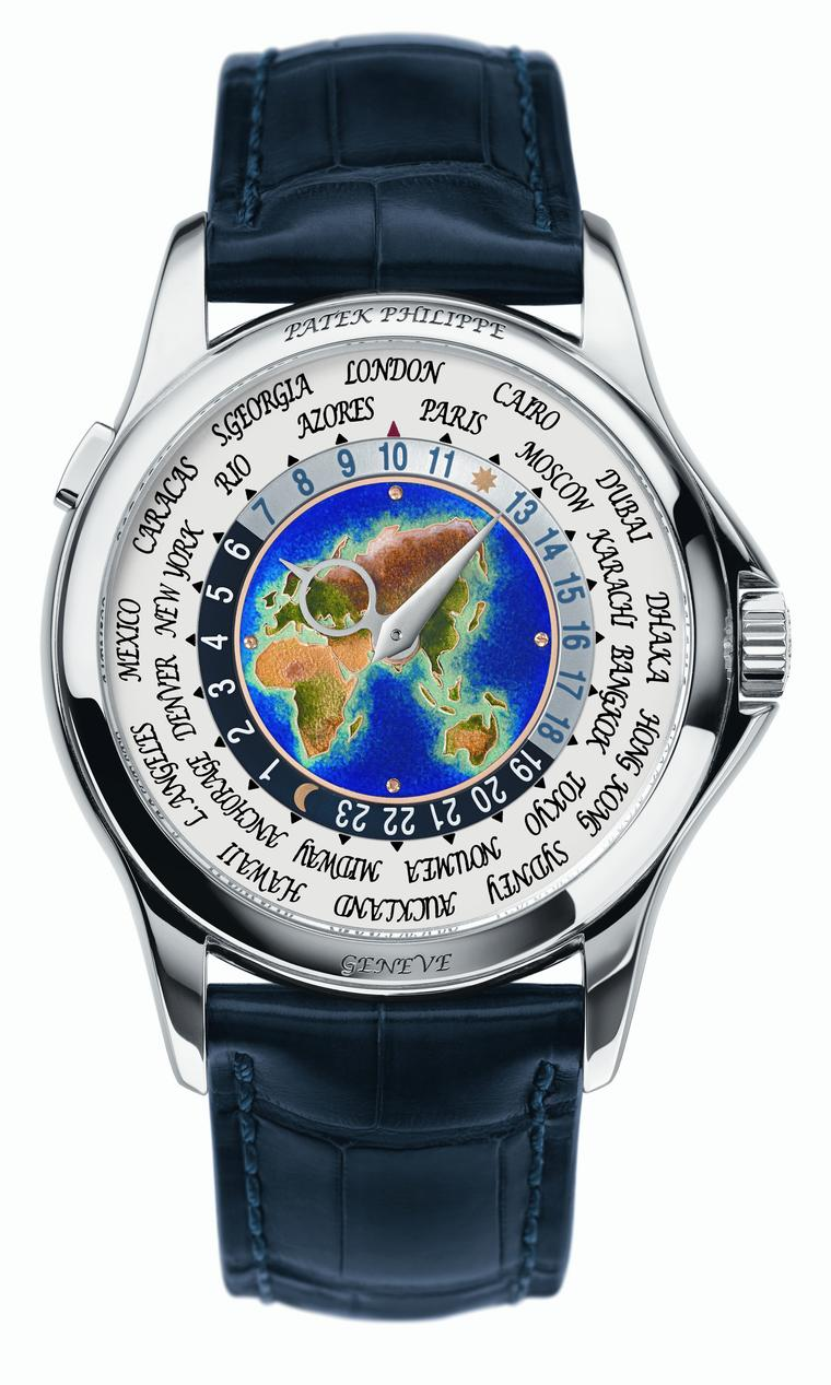 Patek Philippe World Time Ref. 5131 with enamel dial_20131212_Zoom
