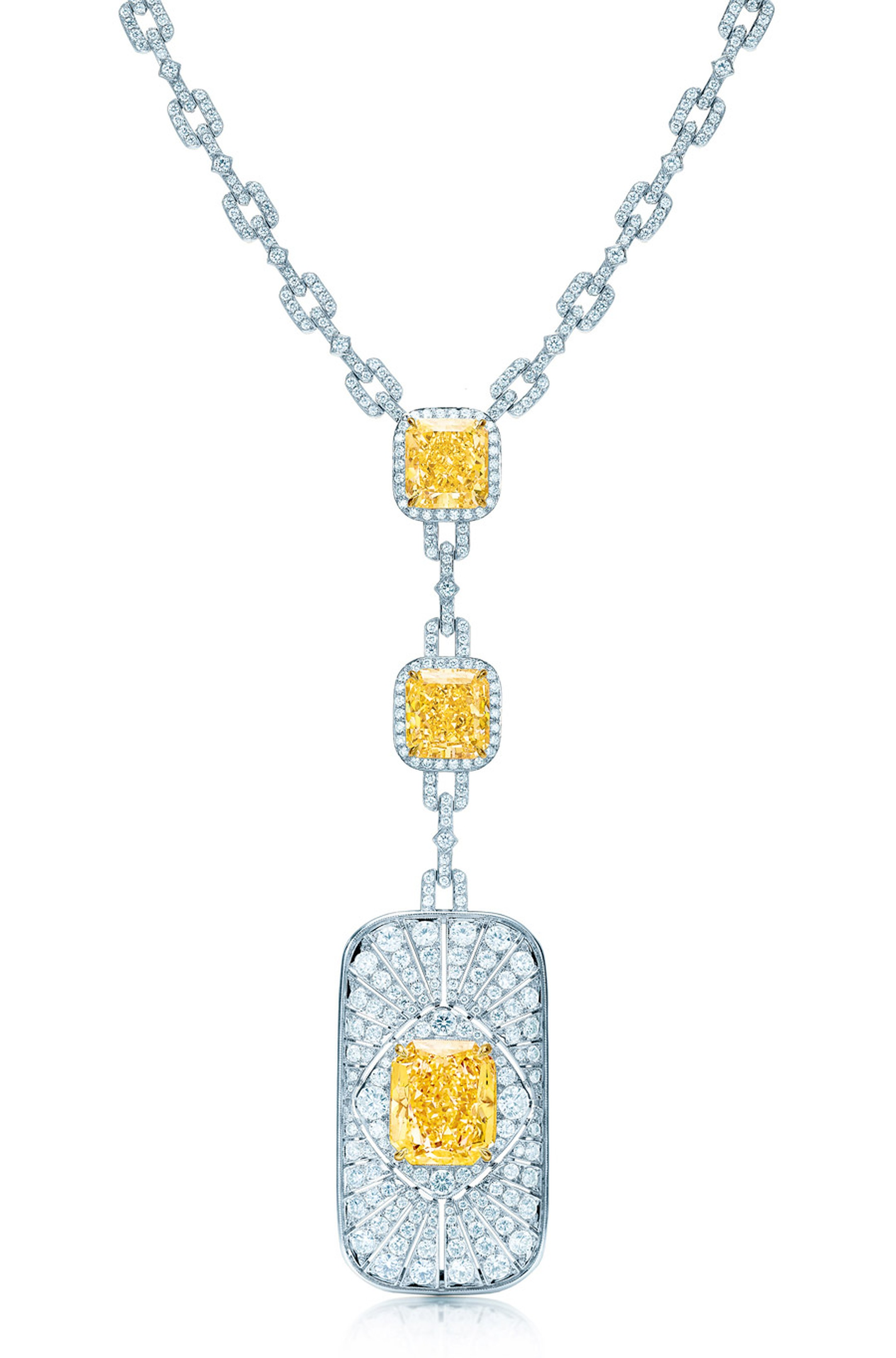 Masterpiece-Art-Deco-inspired-necklace-in-platinum-based-on-jewels-in-the-Tiffany-archives