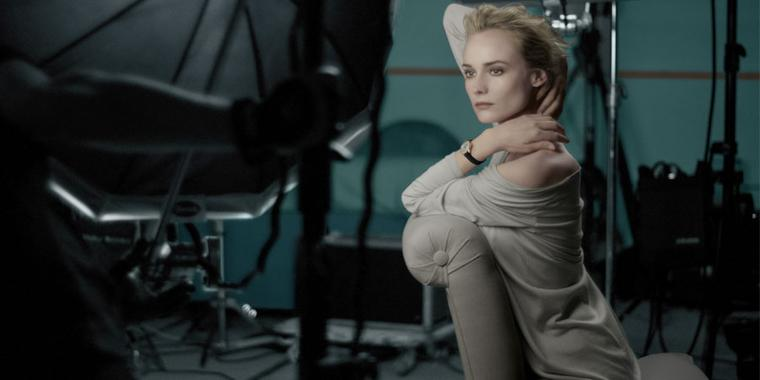 Diane-Kruger-1-the-making-of-Rendez-Vous-advertising-campaign