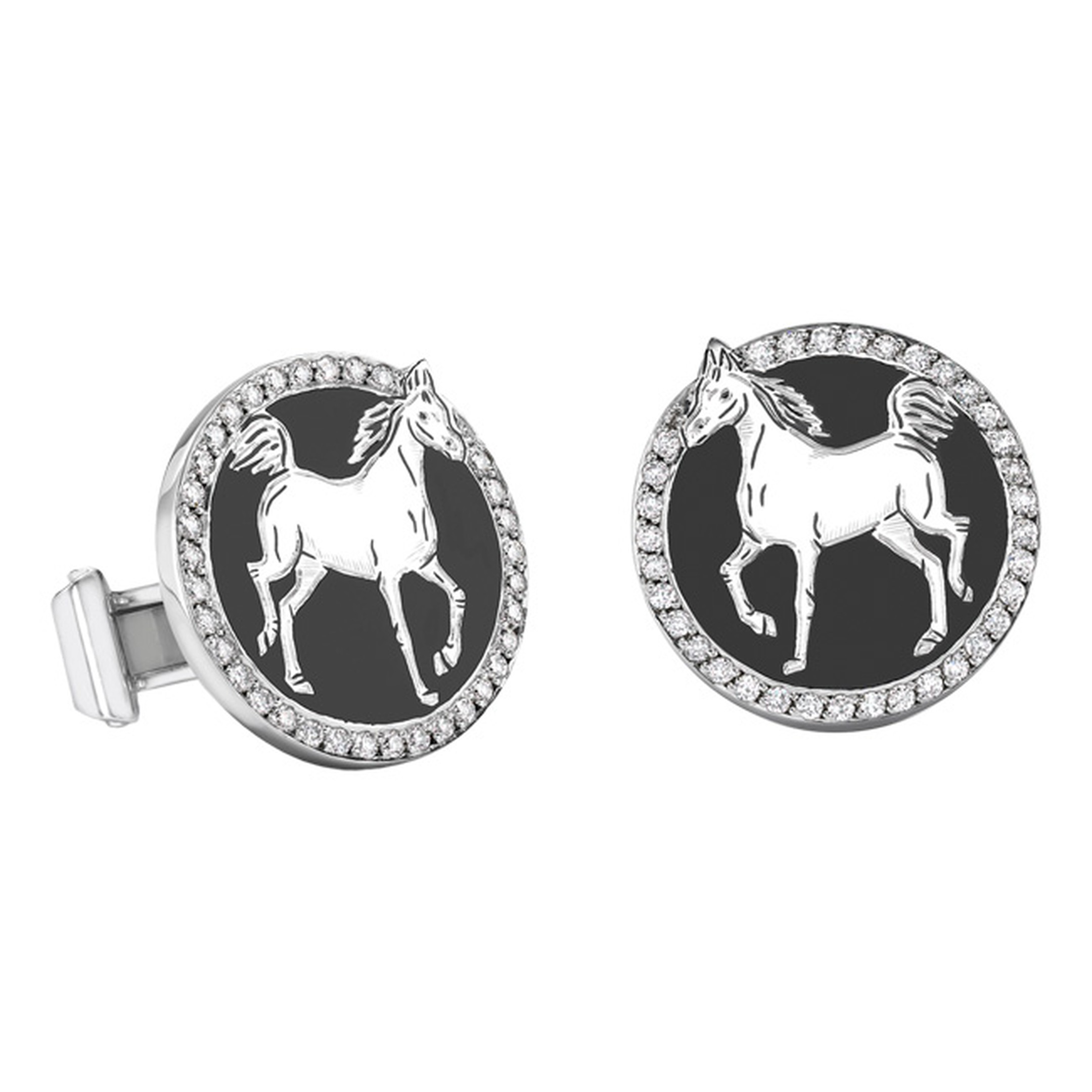 Theo_Fennell_Hand_Painted_Enamel_and_Diamond-_Horse_Cufflinks_20140123_Main