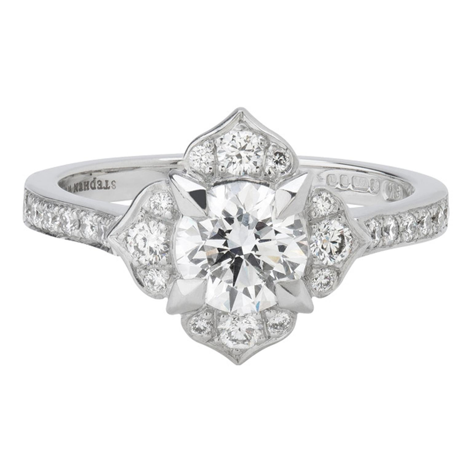 Stephen_Webster_Bridal_Collection_Heritage_Fleur_Engagement_Ring_20140123_Main