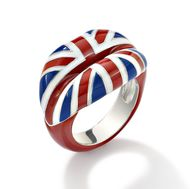 Britannia HotLips ring by Solange Azagury-Partridge