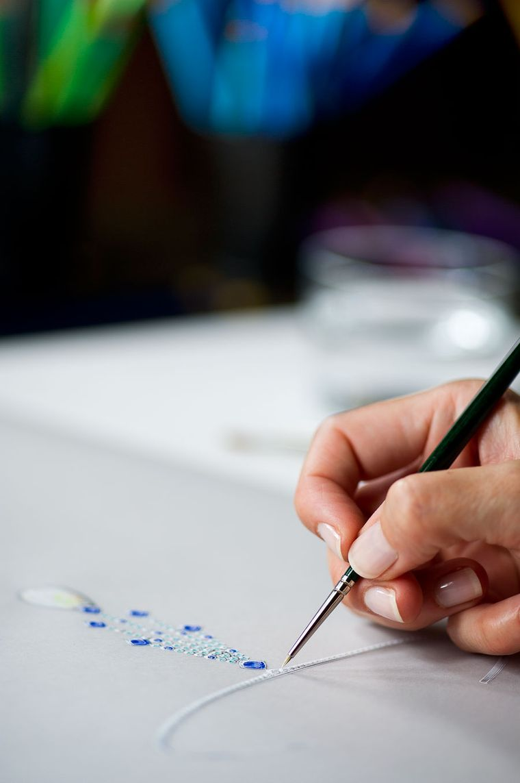 Chaumet-Savoir-Faire-Drawing