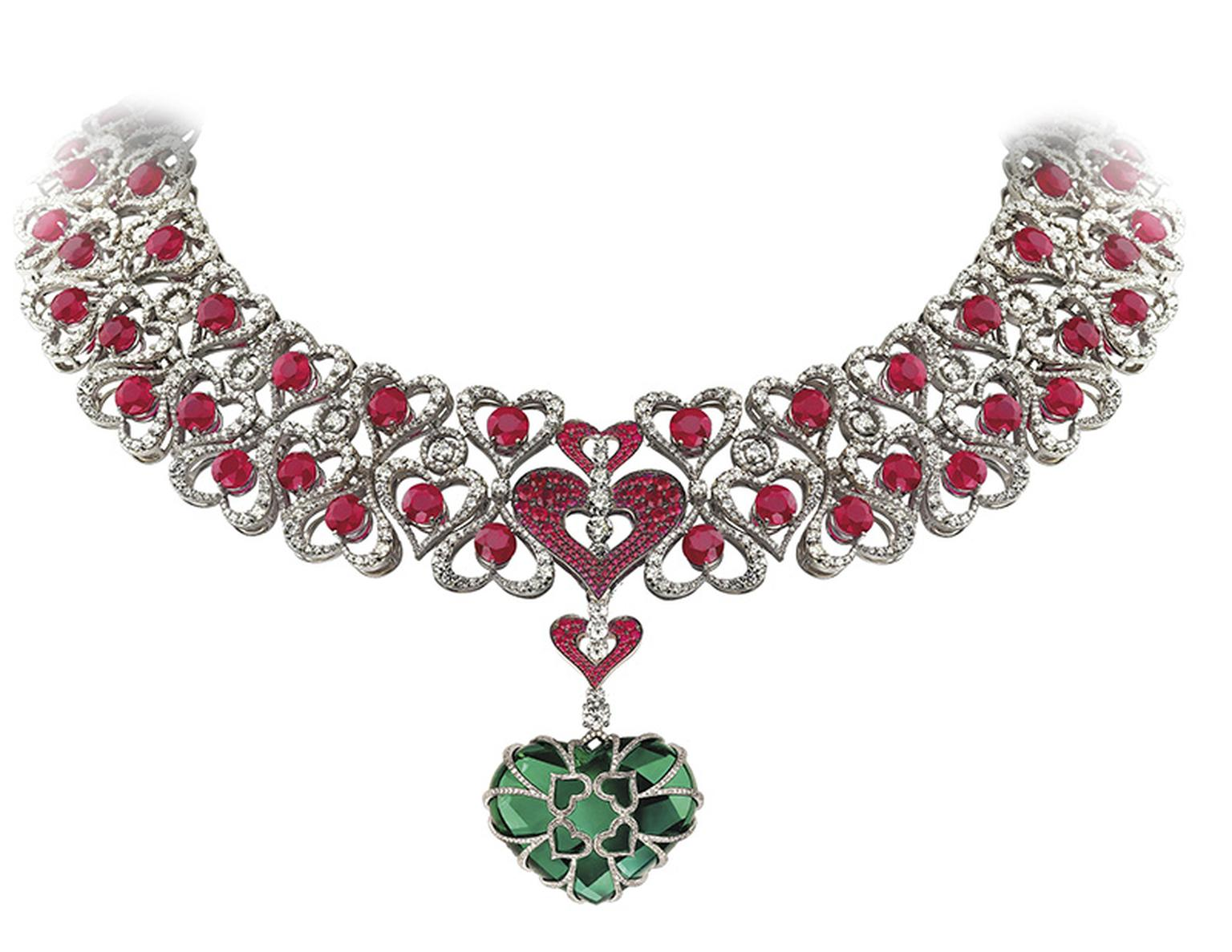 01-AVAKIAN-Heart-Shaped-Columbian-Emerald-Necklace-1