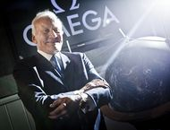 Buzz Aldrin at Omega House