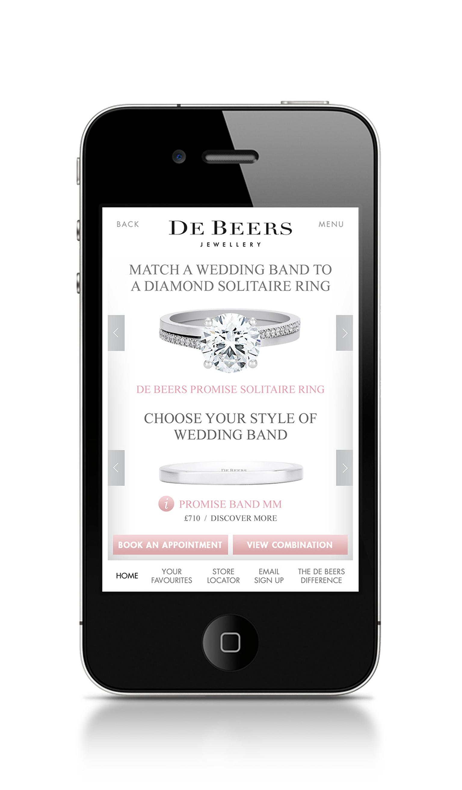Bridal apps to browse on the move | The Jewellery Editor