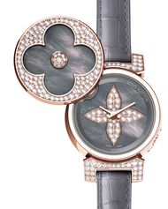 Louis Vuitton 10th anniversary Tambour watches
