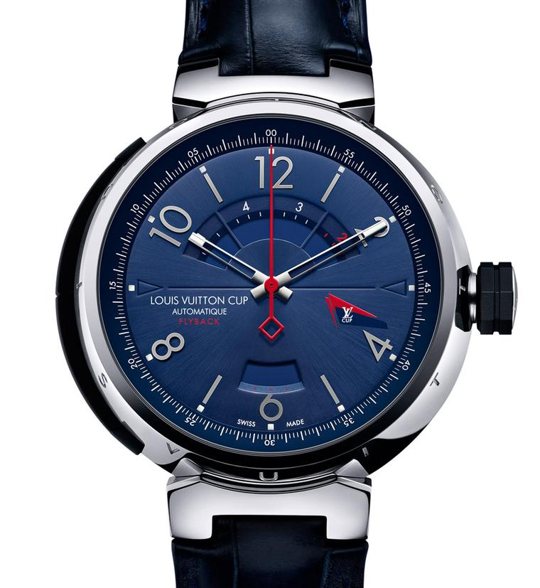 Louis Vuitton 10th Anniversary Tambour Watches The