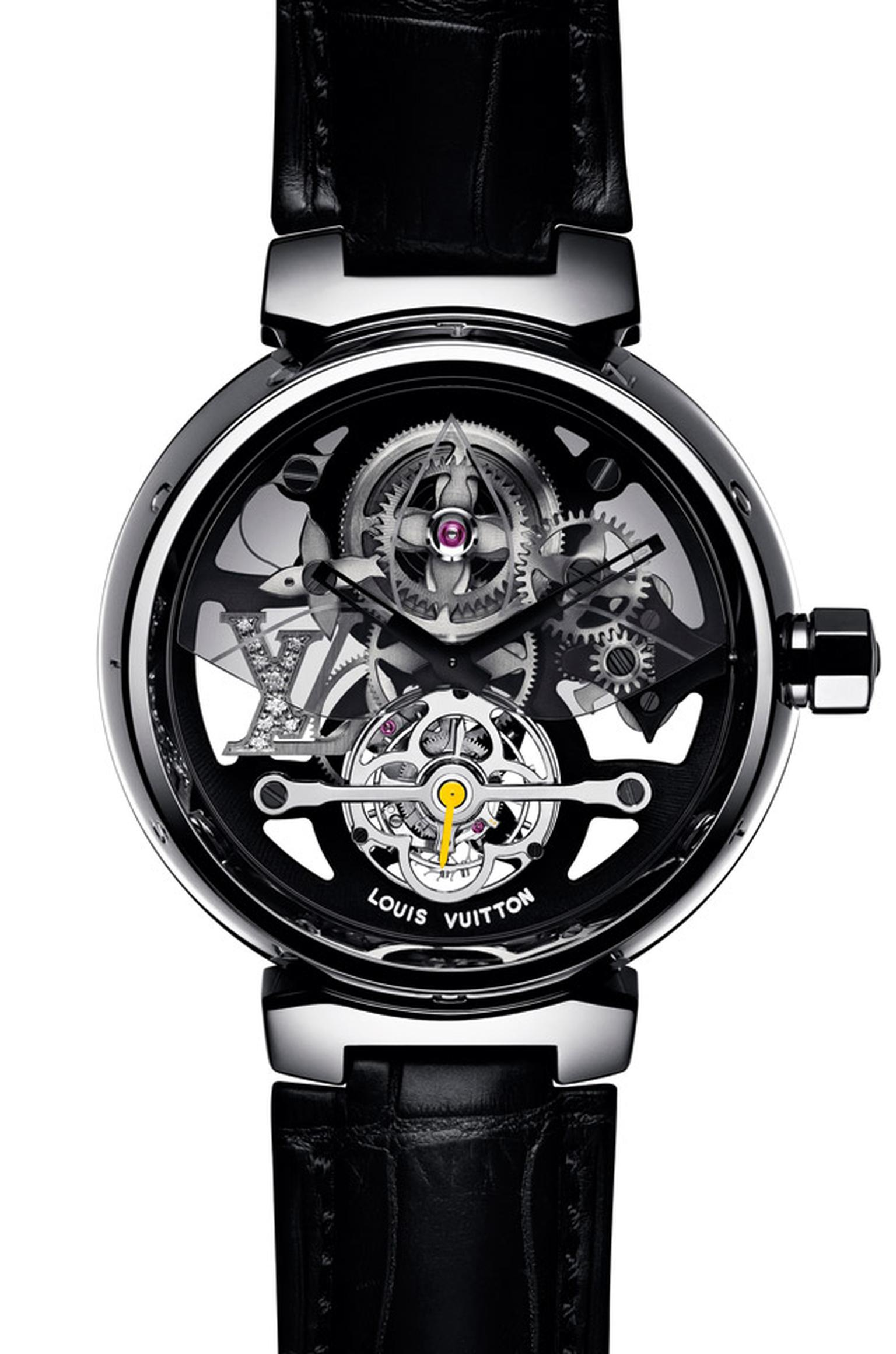 Louis-Vuitton-Tambour-Tourbillon-Or-Blanc