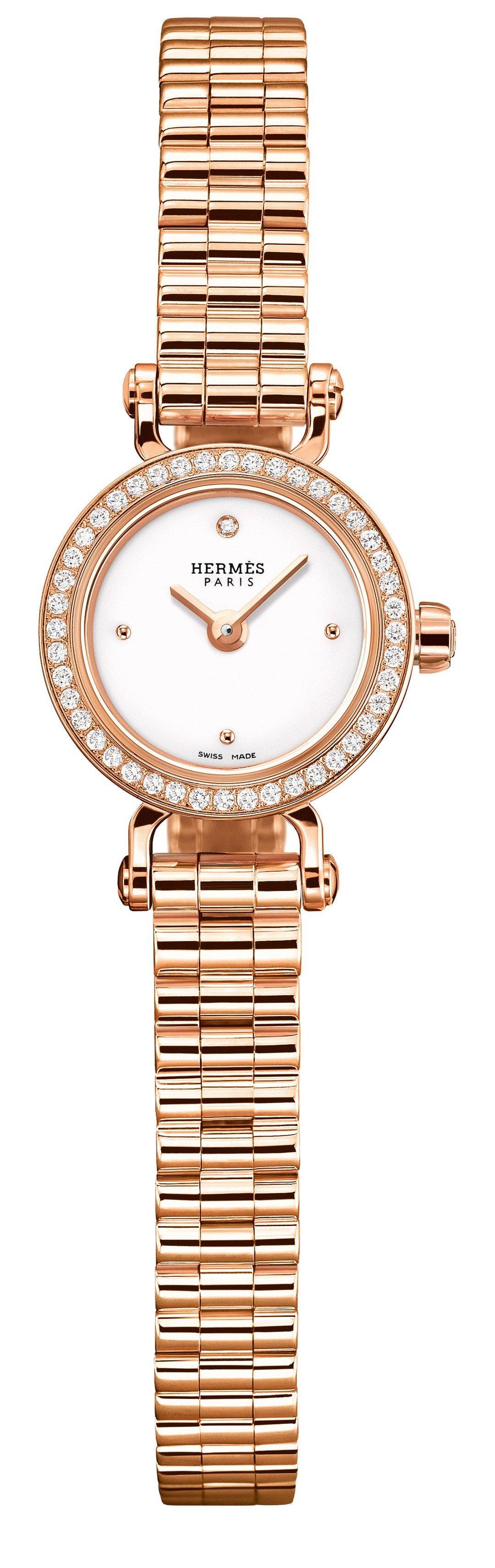 Hermes Faubourg watch in rose gold with diamonds_20140131_Zoom