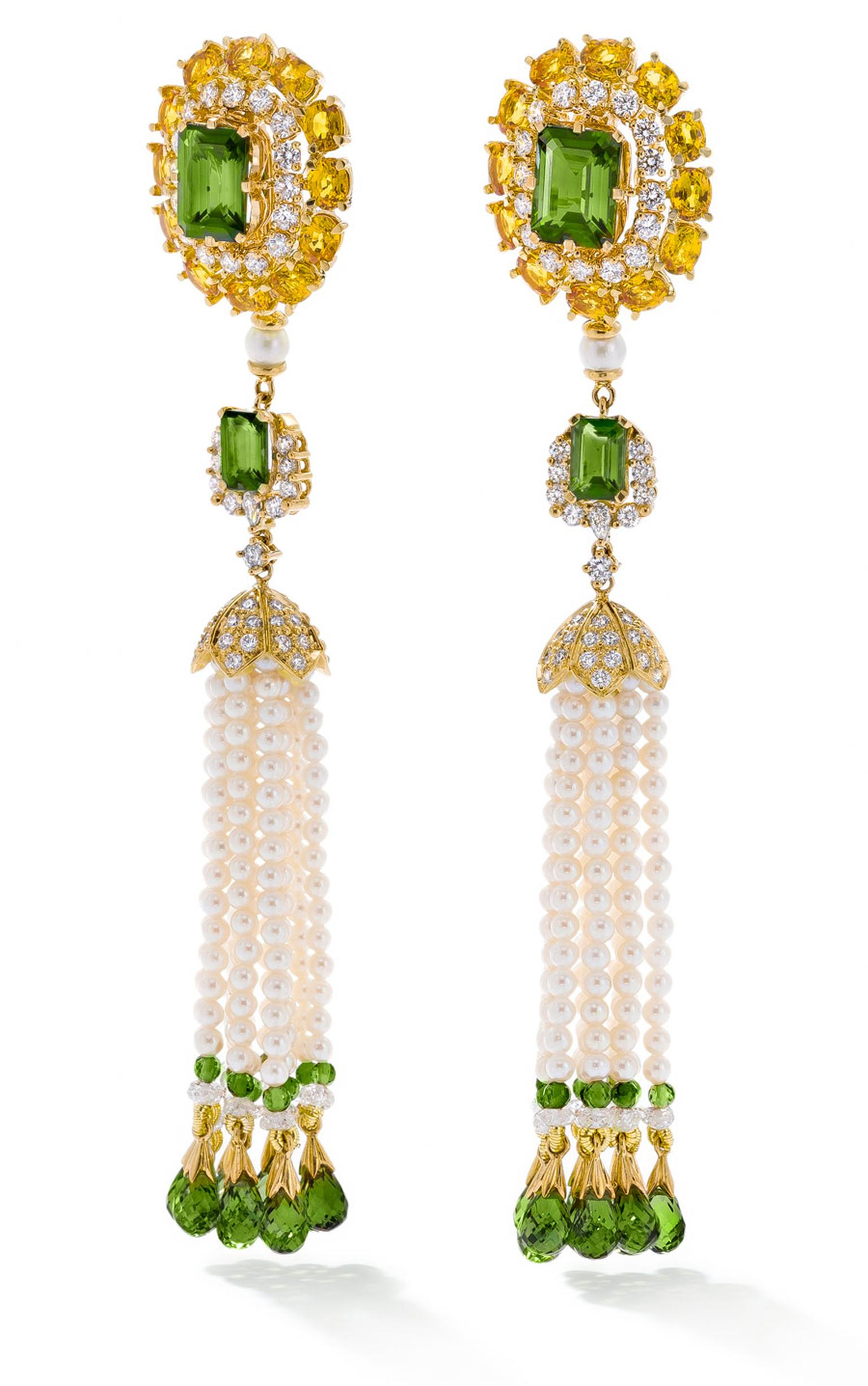 Earrings---Nizam-collection-Ganjam