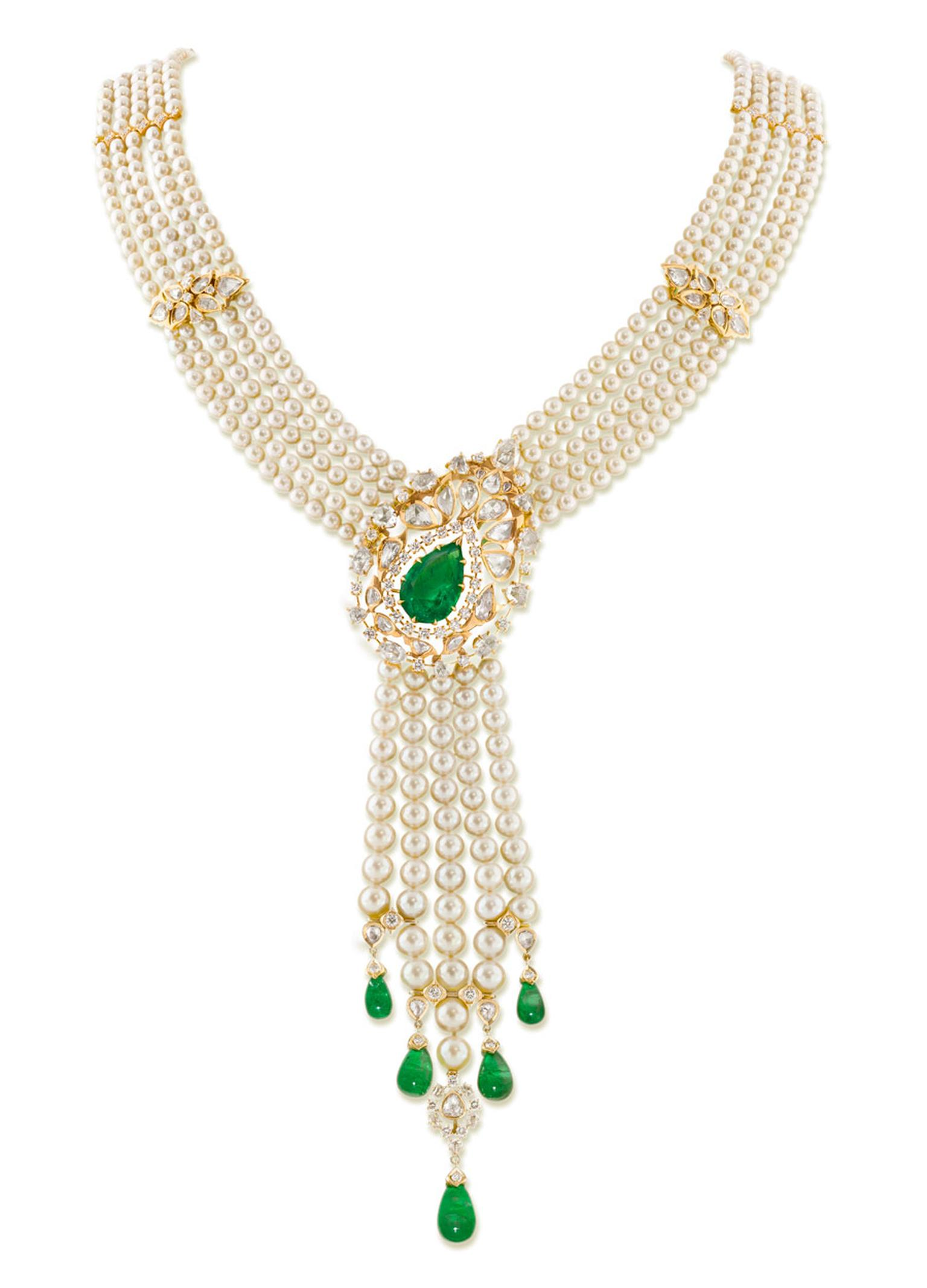 Necklace---Nizam-collection-Ganjam