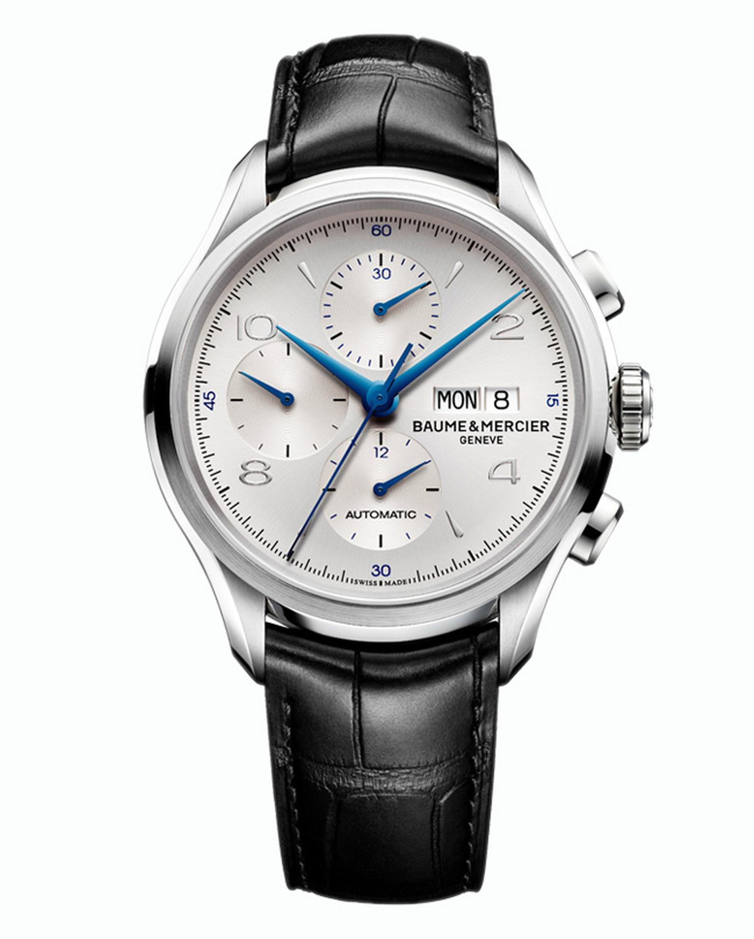 Baume & Mercier Clifton 43mm Chronograph _20140212_Main
