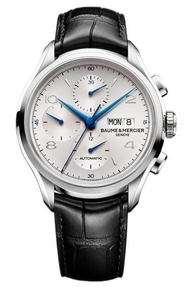 Baume & Mercier Clifton 43mm Chronograph _20140212_Zoom