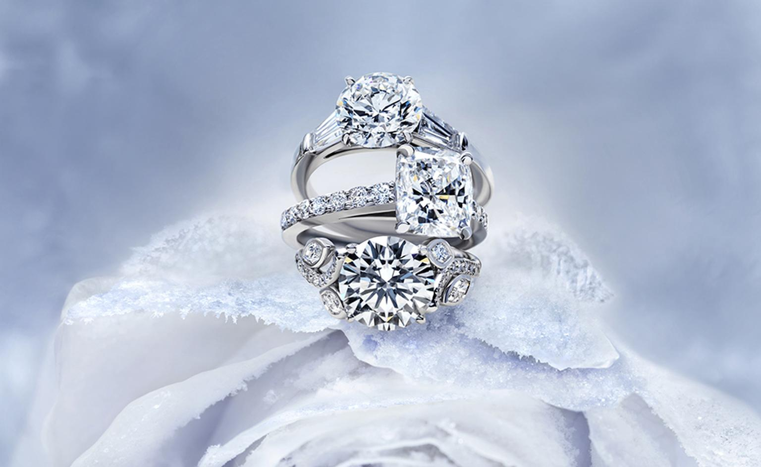 De Beers is for Christmas | The Jewellery Editor