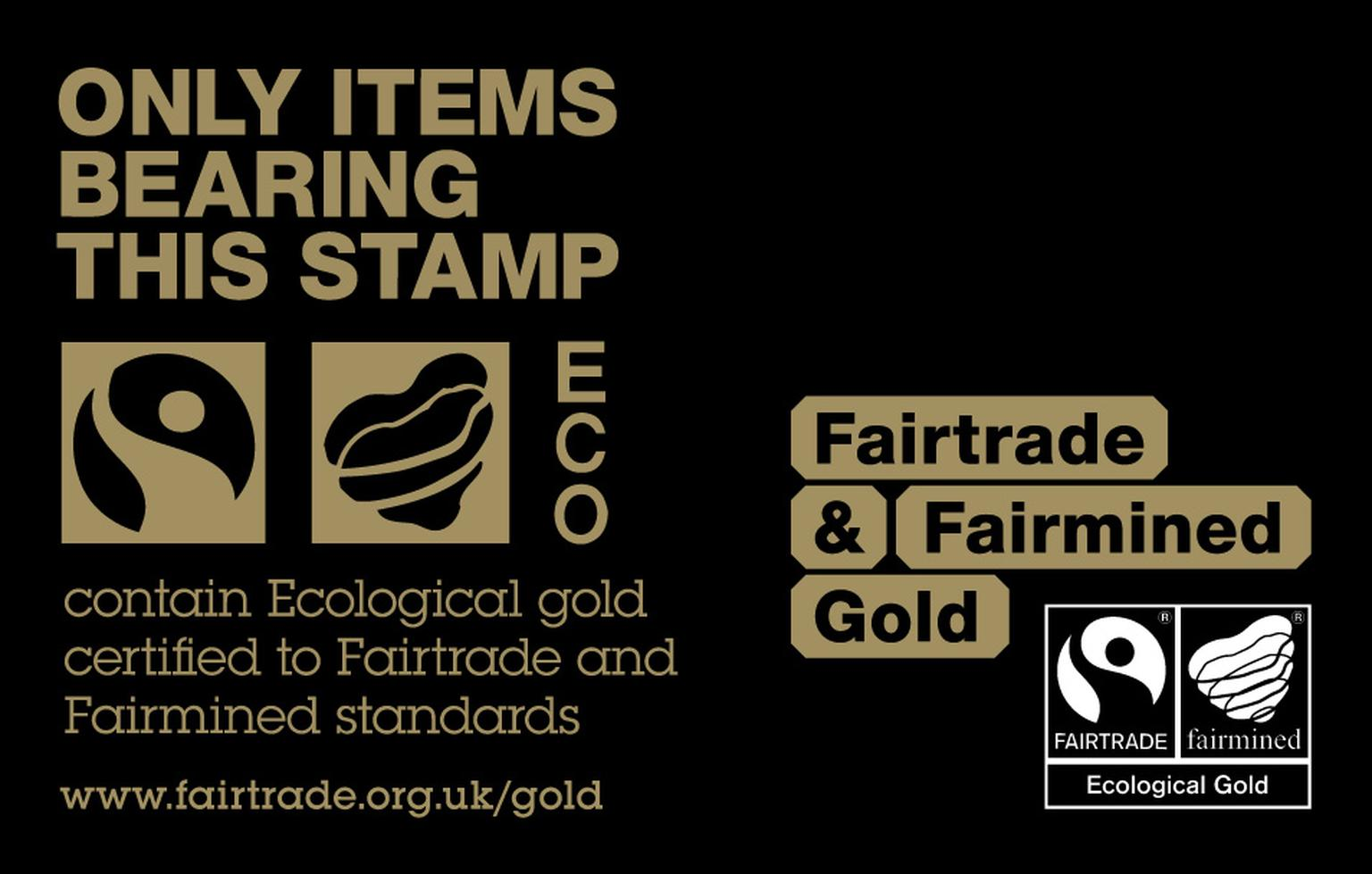 How to distinguish Fairtrade/Fairmined gold