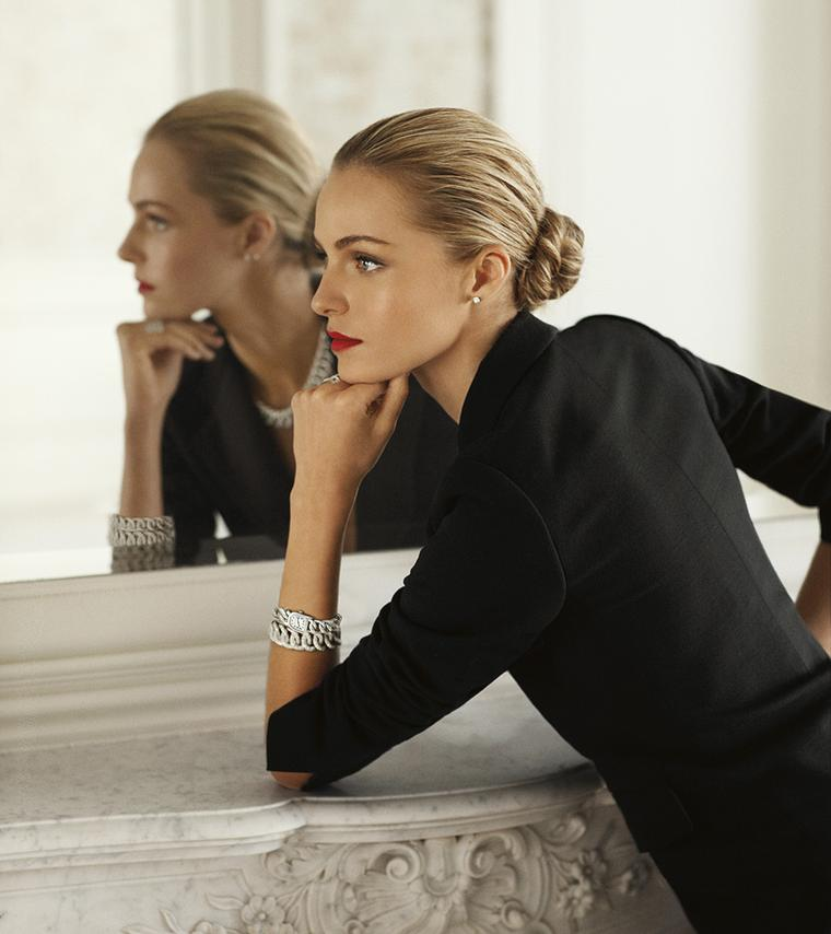 Ralph Lauren celebrates the Year of the Woman with the launch of delicate new Stirrup Petite Link watches