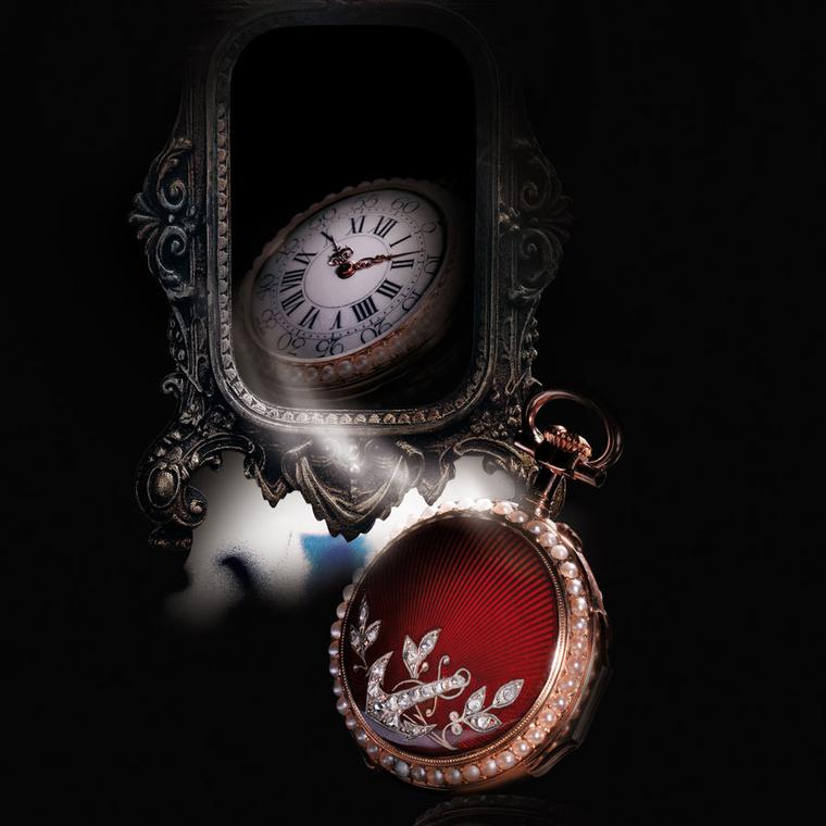Jaeger-LeCoultre high jewellery watches