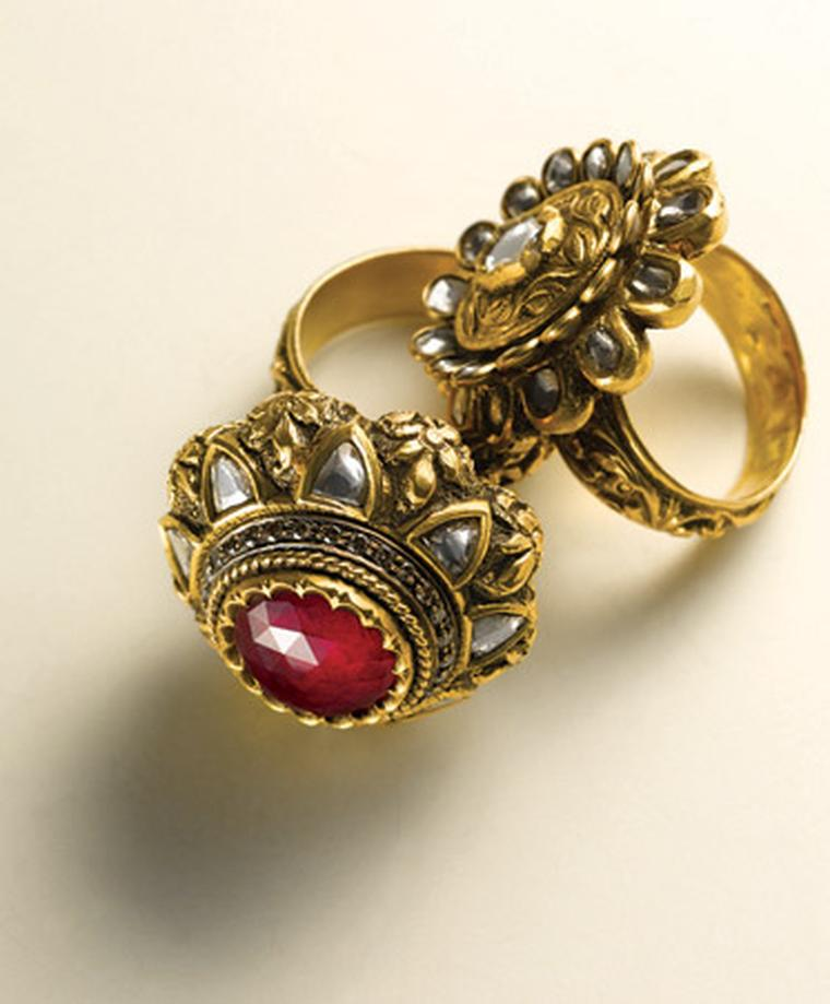 Zoya-13--Rings-from-Rajasthan-collection