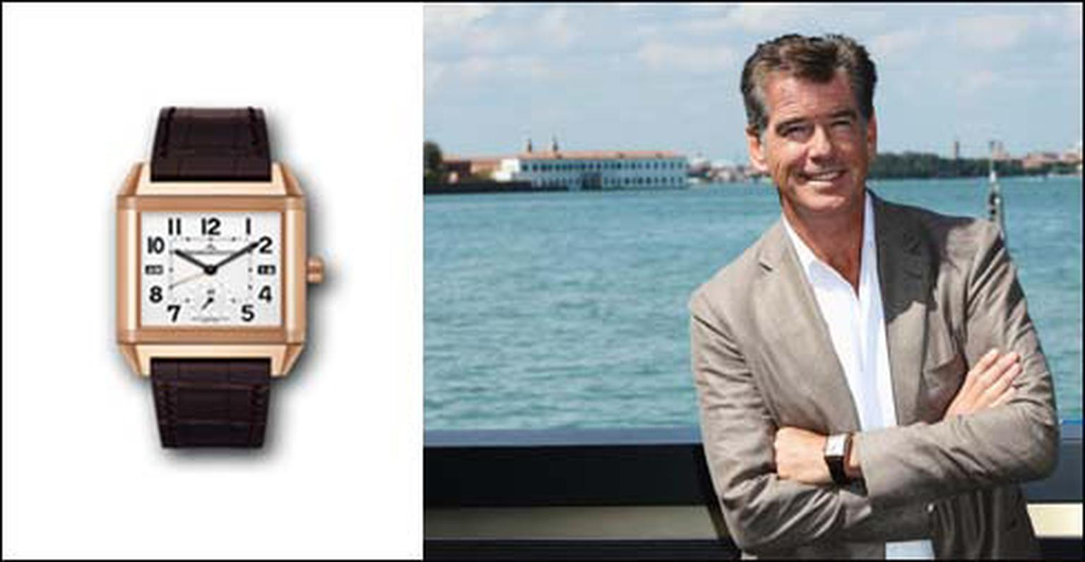 JLC-Pierce-Brosnan-with-Reverso-watch