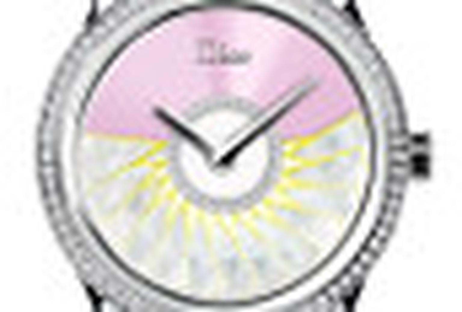 Dior Grand Bal Plisse Soleil Watch