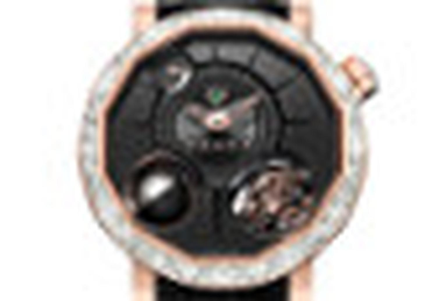 Graff Diamonds GyroGraff men's watch