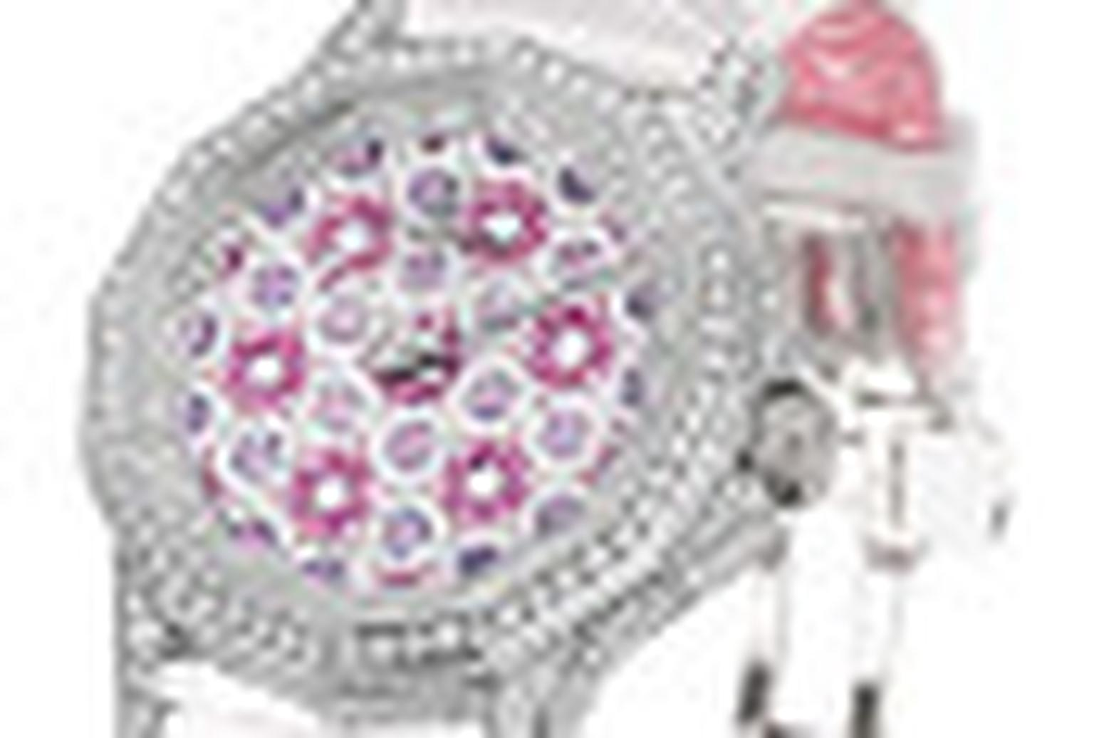 Corum women's jewellery watch