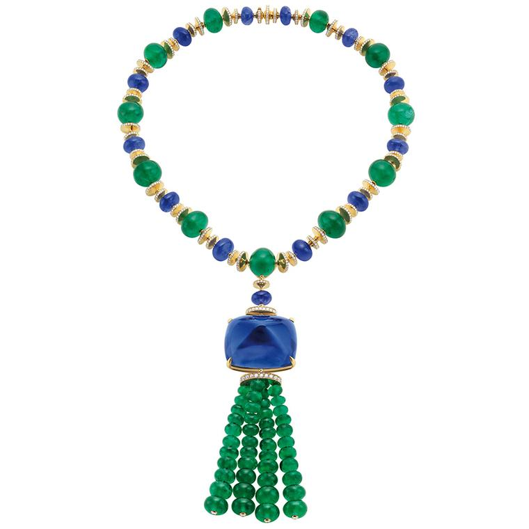 Bulgari-Elizabeth-Taylor-Emerald-and-Sapphire-necklace