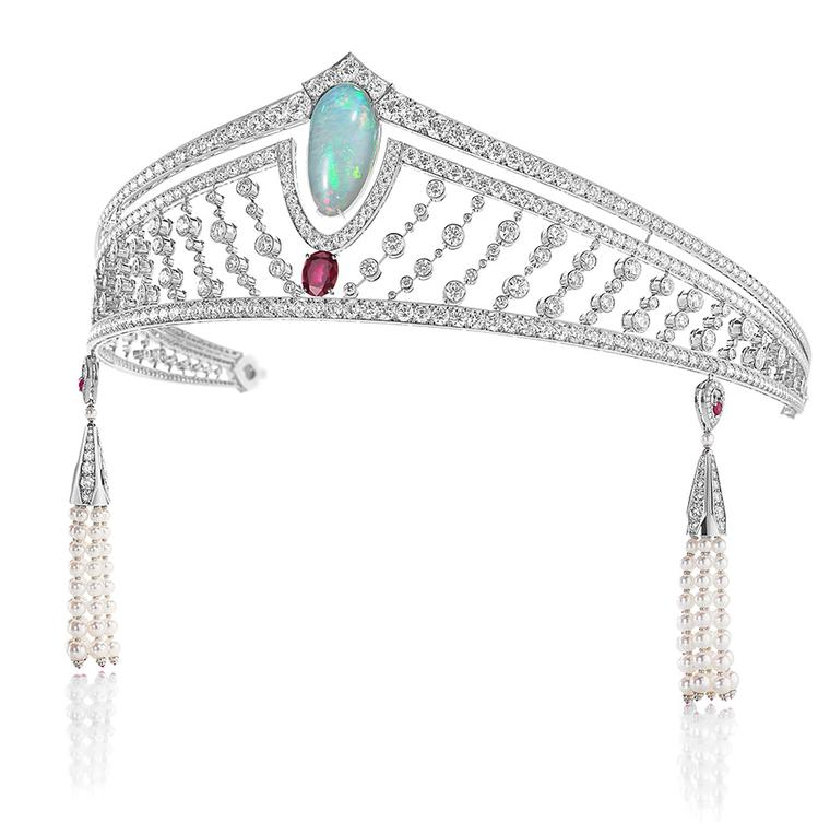 Chaumet 12 Place Vendome jewels