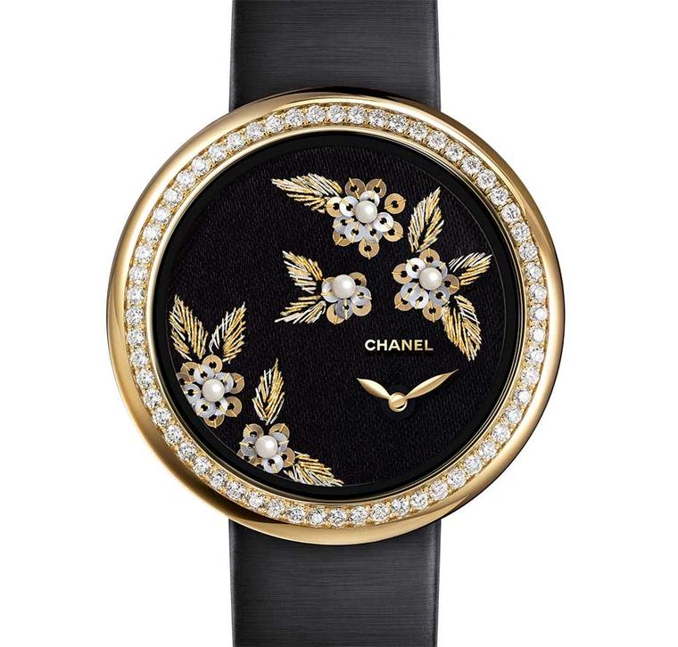 Baselworld 2014: the new Chanel Mademoiselle Prive watches for women