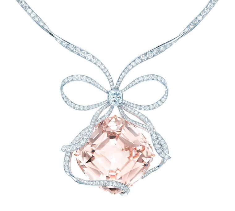 Tiffany-Morganite