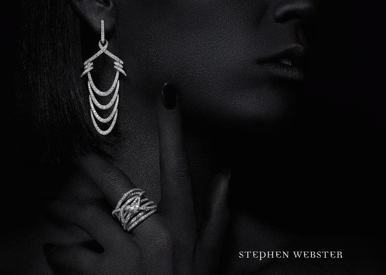New Stephen Webster and Rankin collaboration