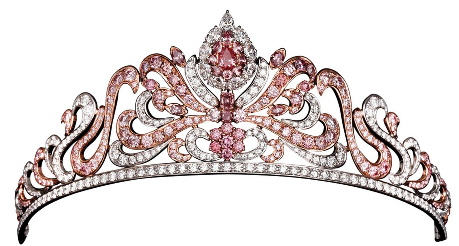 Argyle-pink-diamond-tiara