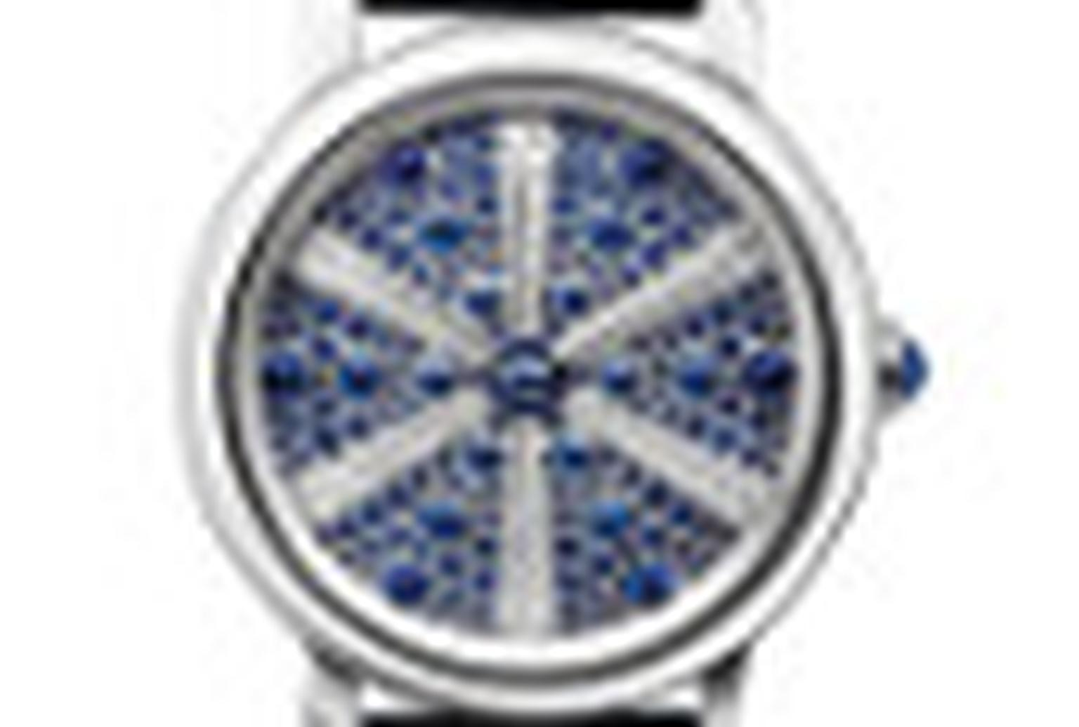 Boucheron Epure Oursin watch