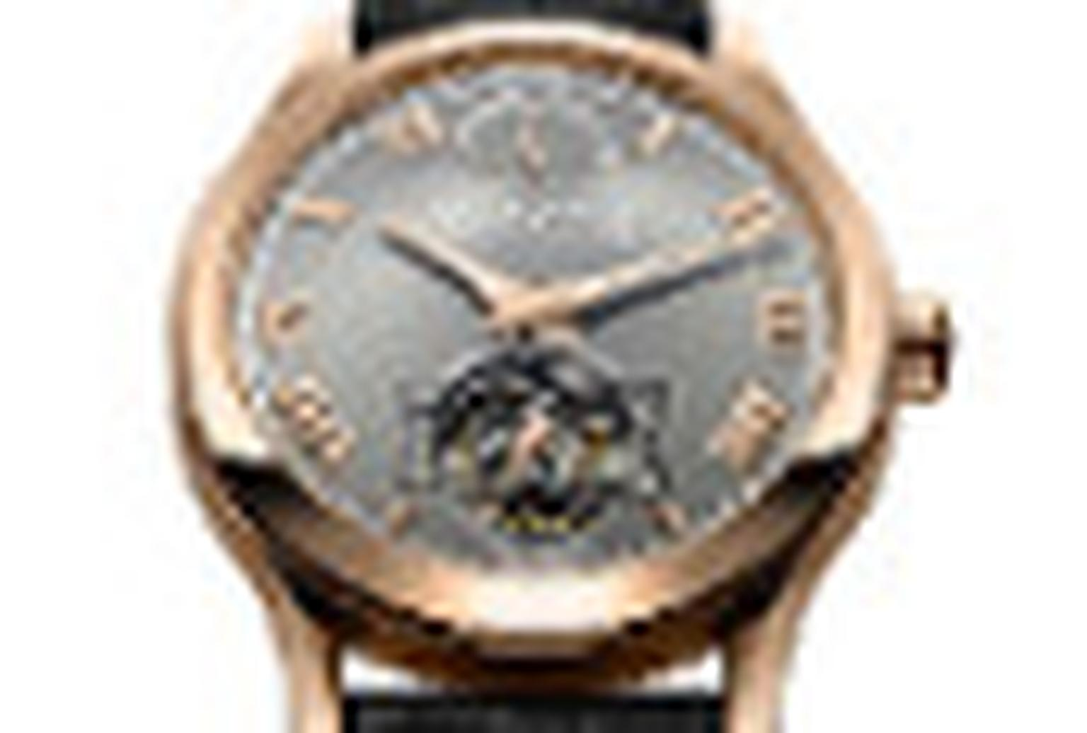 Chopard Fairtrade gold watch