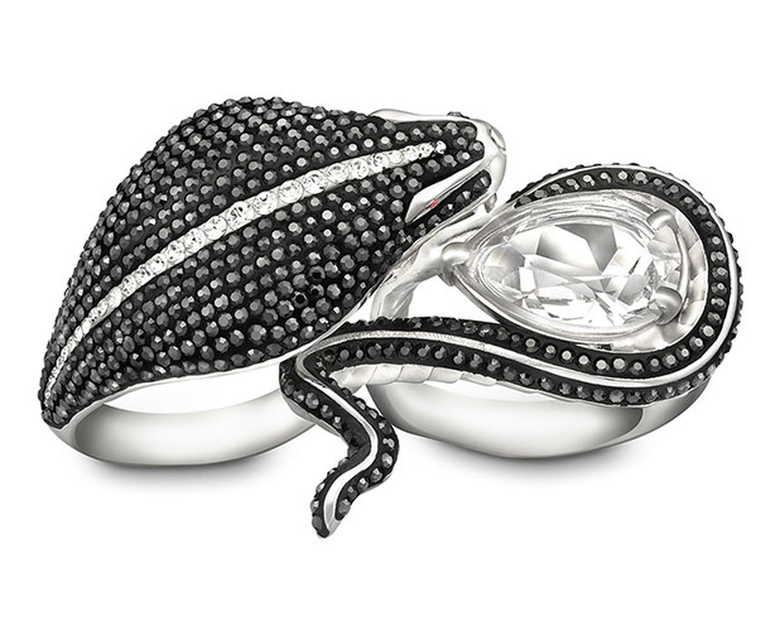 Stephen-Webster-Queen-Cobra-double-ring
